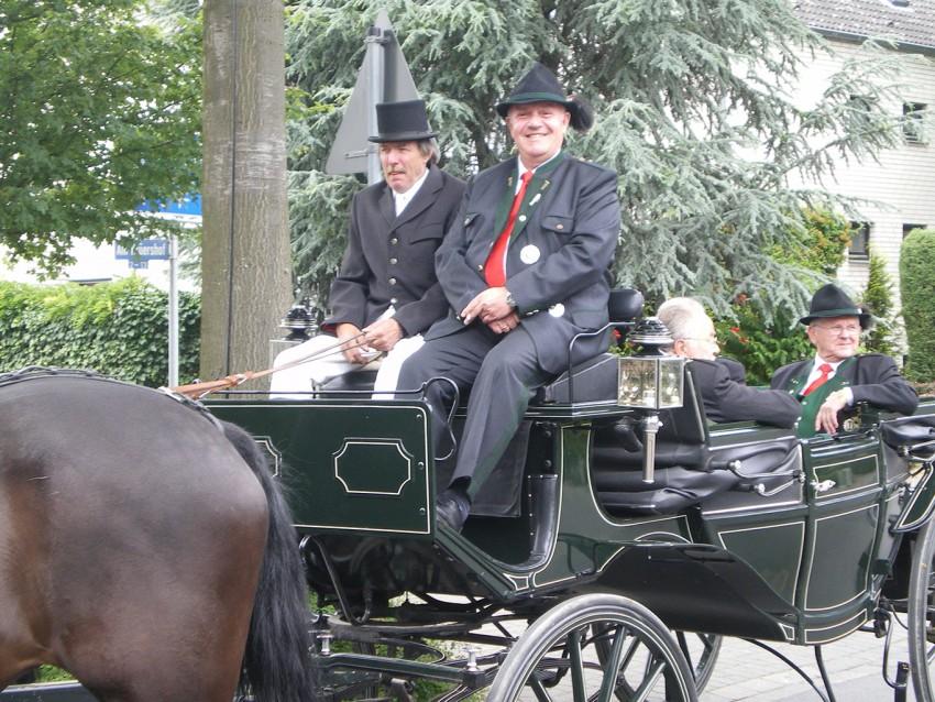 Schützenfest Büderich 2009