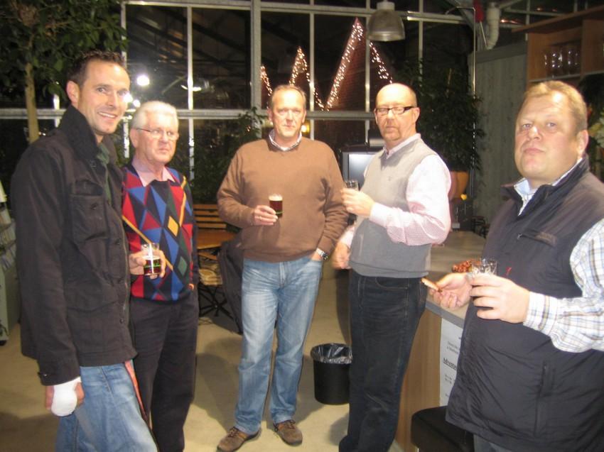 Aussenversammlung bei Selders 2008