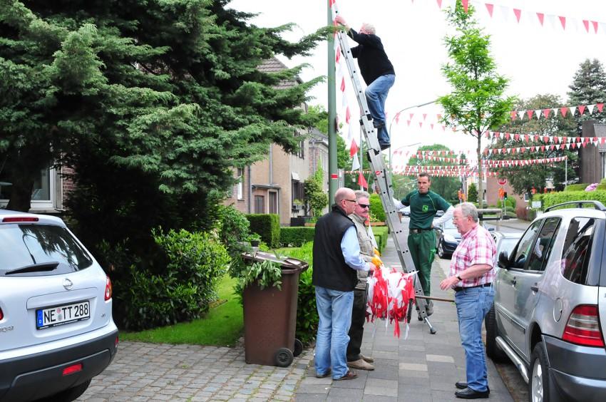 Schützenfest Büderich 2010
