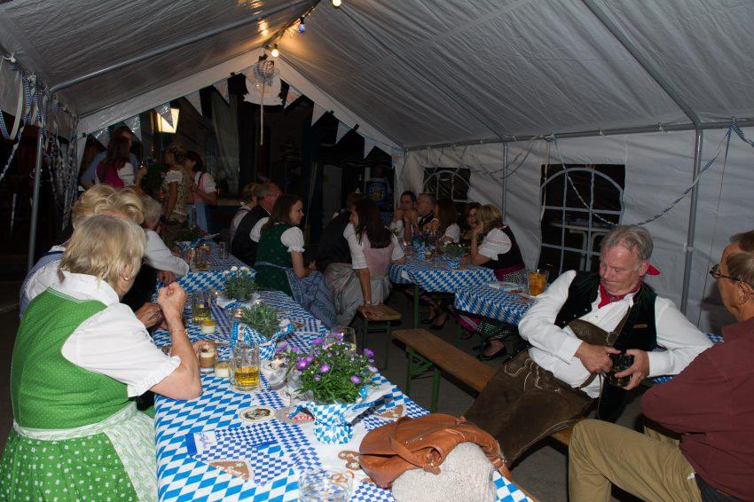 Oktoberfest 2016 bei Gerald